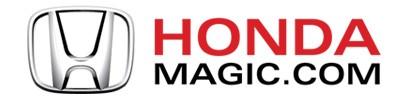 honda magic logo